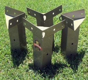 E-Z Tower Bracket Set